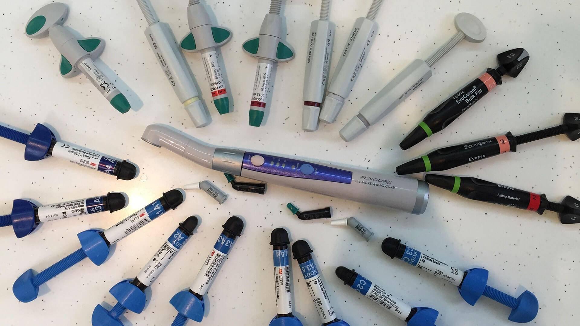 зъболекарски материали Ivoclar Vivadent